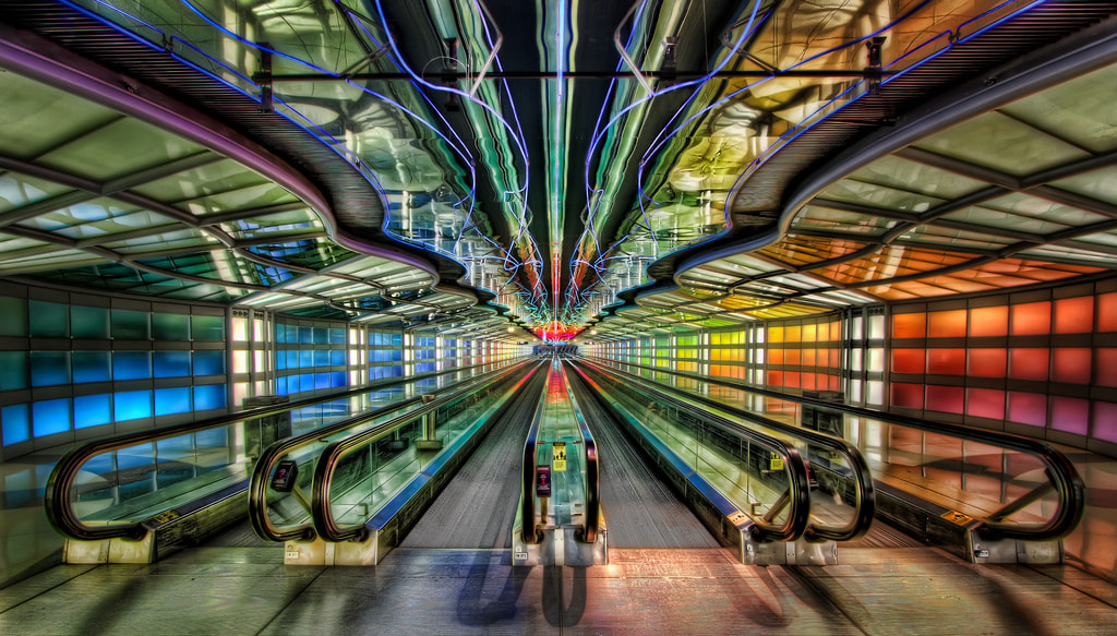 Photograph Long Layover Fun by Michael Criswell on 500px