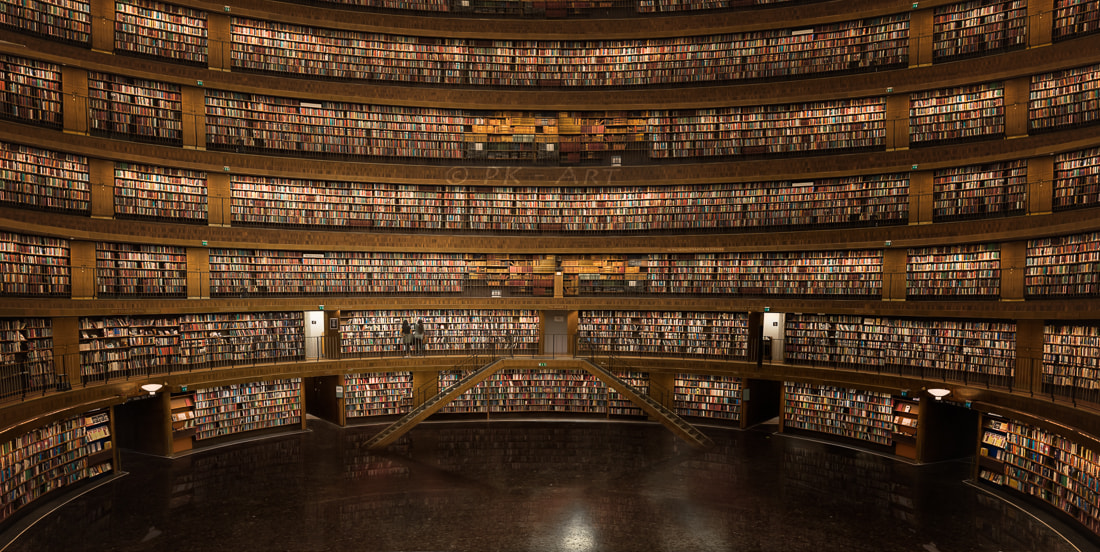 Photograph More than just books by PK  on 500px