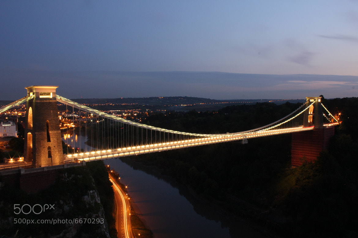 Photograph Bristol  Lights  by Hannah V on 500px