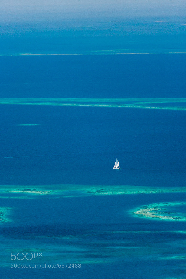 Photograph Sailing in Paradise by Tony Rath on 500px