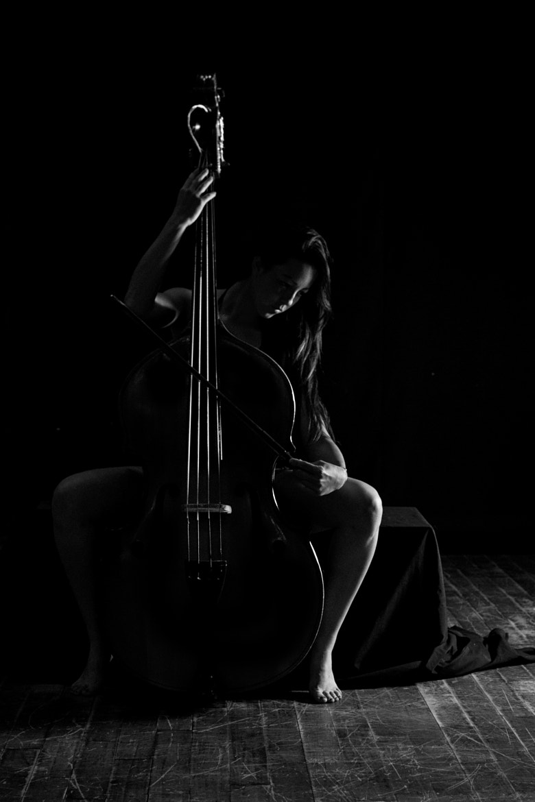 Photograph Humble Cello player  by Guy Viner on 500px