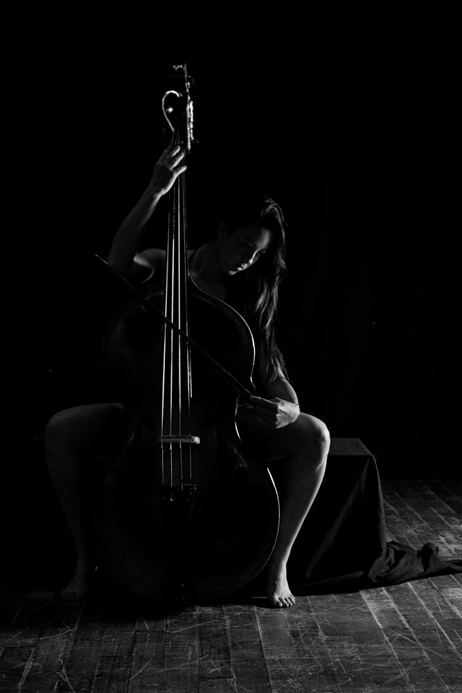 Humble Cello Player By Guy Viner / 500px