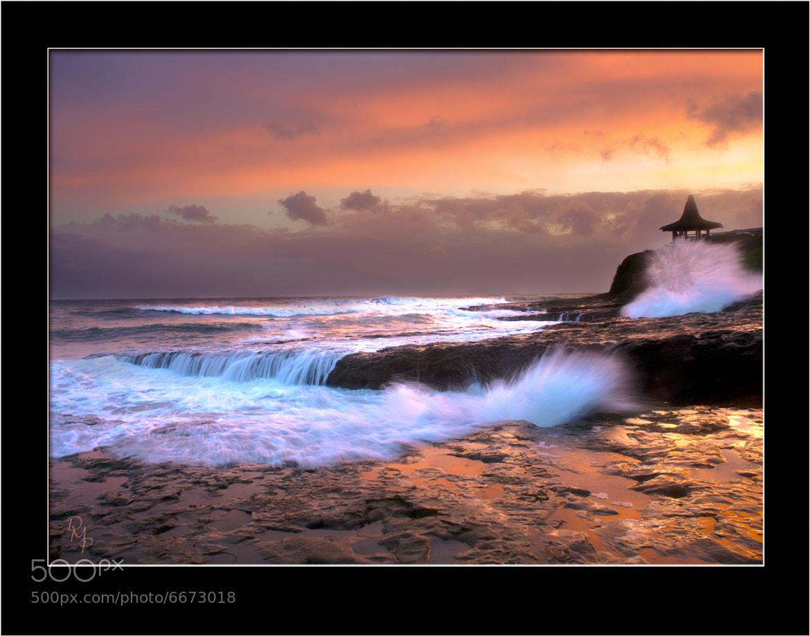 Photograph High Tide by Dustin Penman on 500px