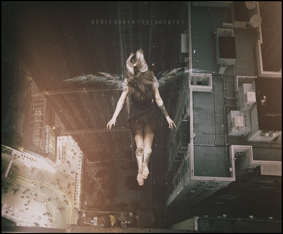 Leap of Faith by Renee Robyn on 500px.com