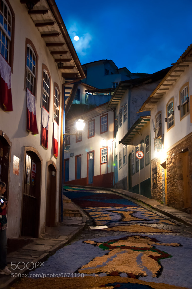 Photograph Holly Week in Ouro Preto by Andre Abreu on 500px