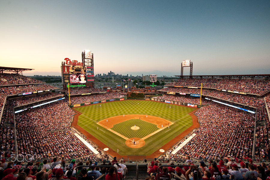 Home of the Philadelphia Phillies