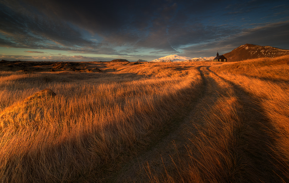 Photograph [ ... the long winding road ] by RaymondHoffmann on 500px