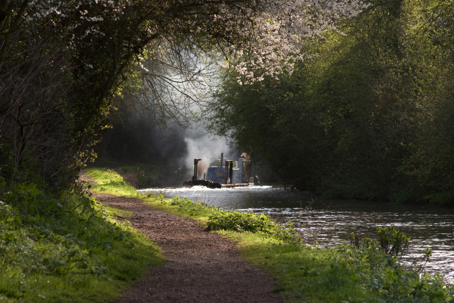 Grand Union Canal  Nrthamptonshire,UK