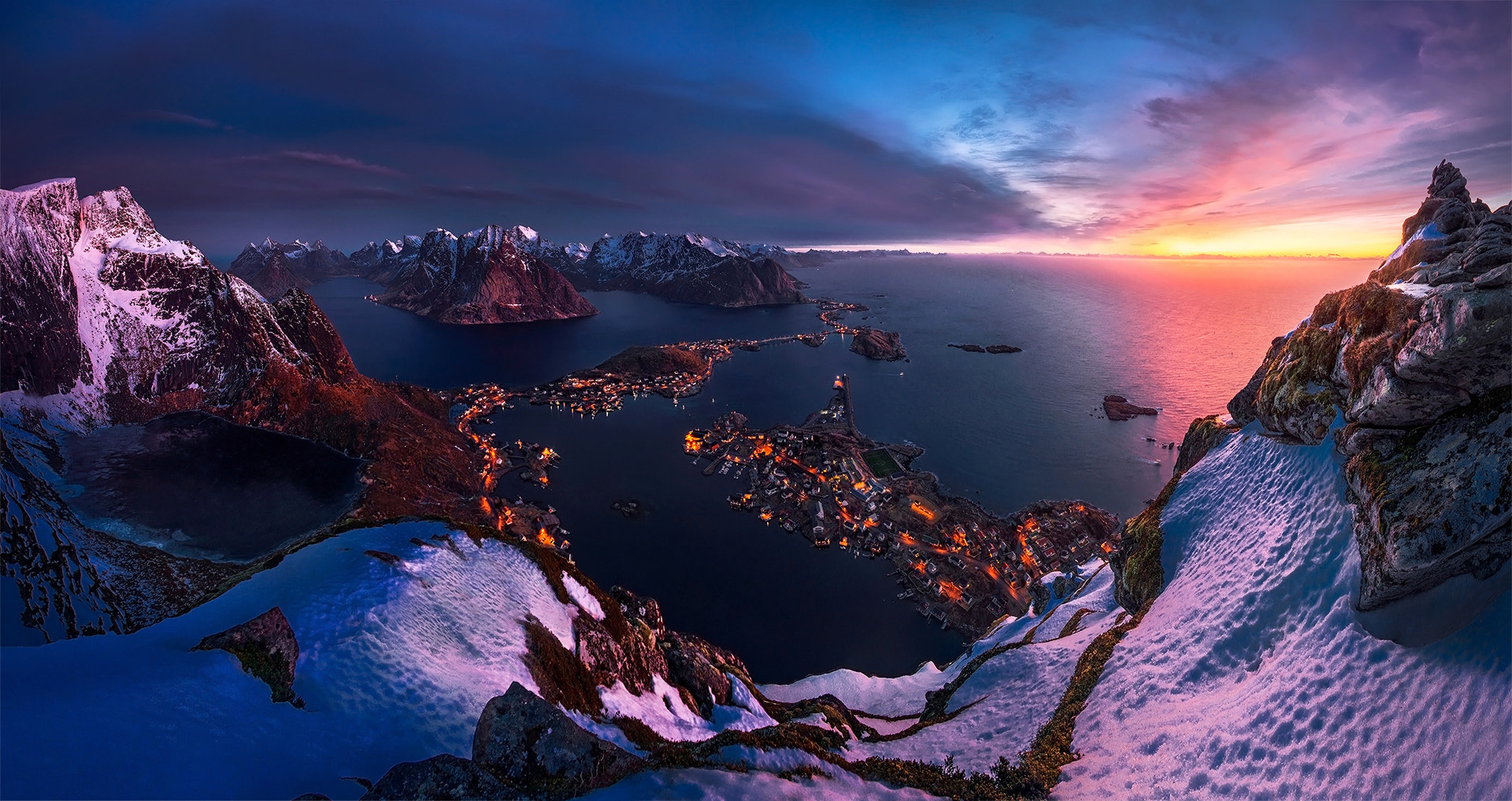 Photograph 3 Minutes Before Sunrise by Max Rive on 500px