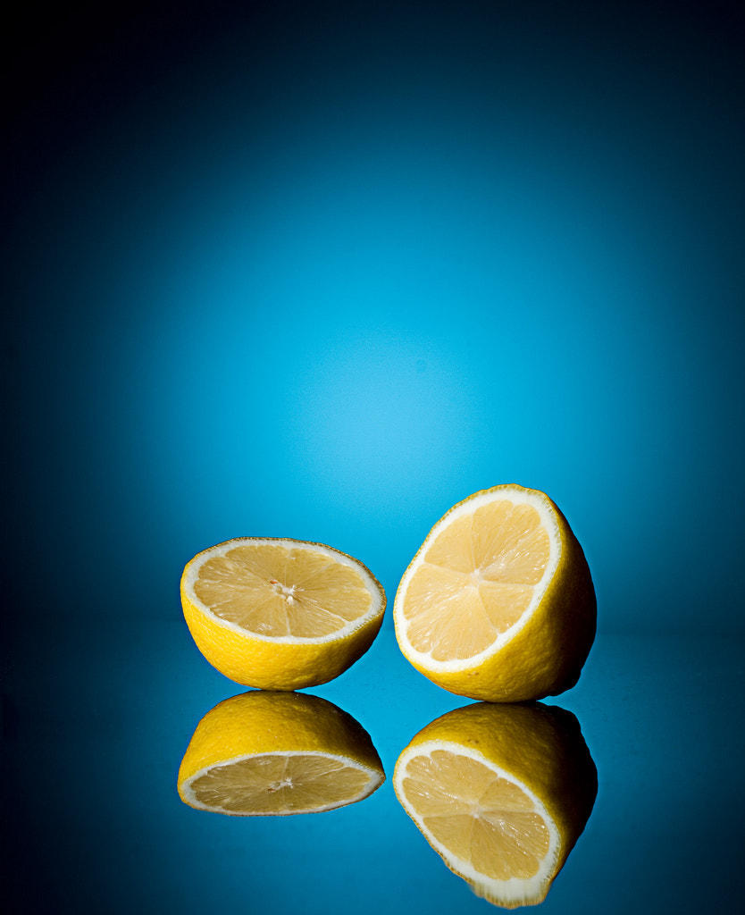 Photograph Lemon by Nick Walter on 500px