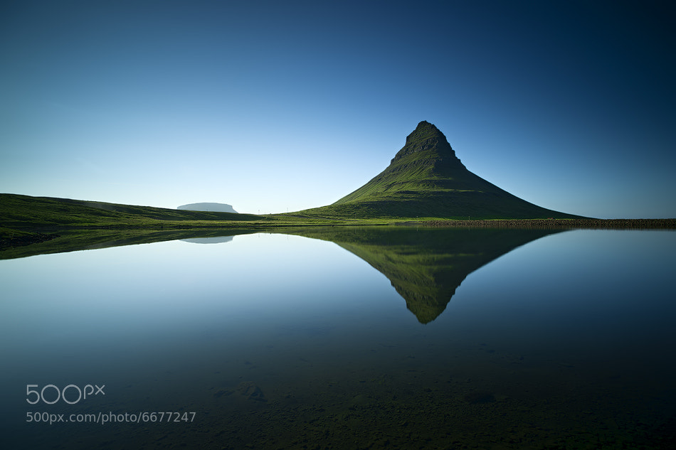 Photograph [ ... Kirkjufell ]  by Raymo-Photography on 500px
