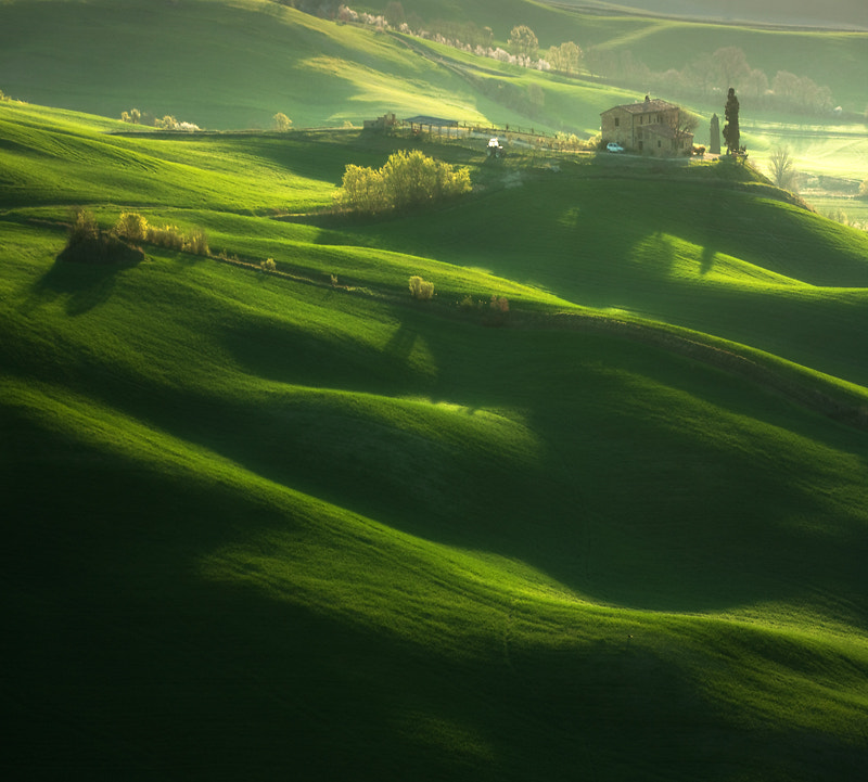 Photograph Hacienda by Marcin Sobas on 500px