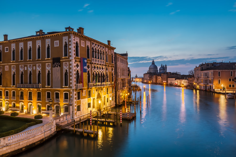 Grand Canal, Veni by Andrey Omelyanchuk on 500px.com