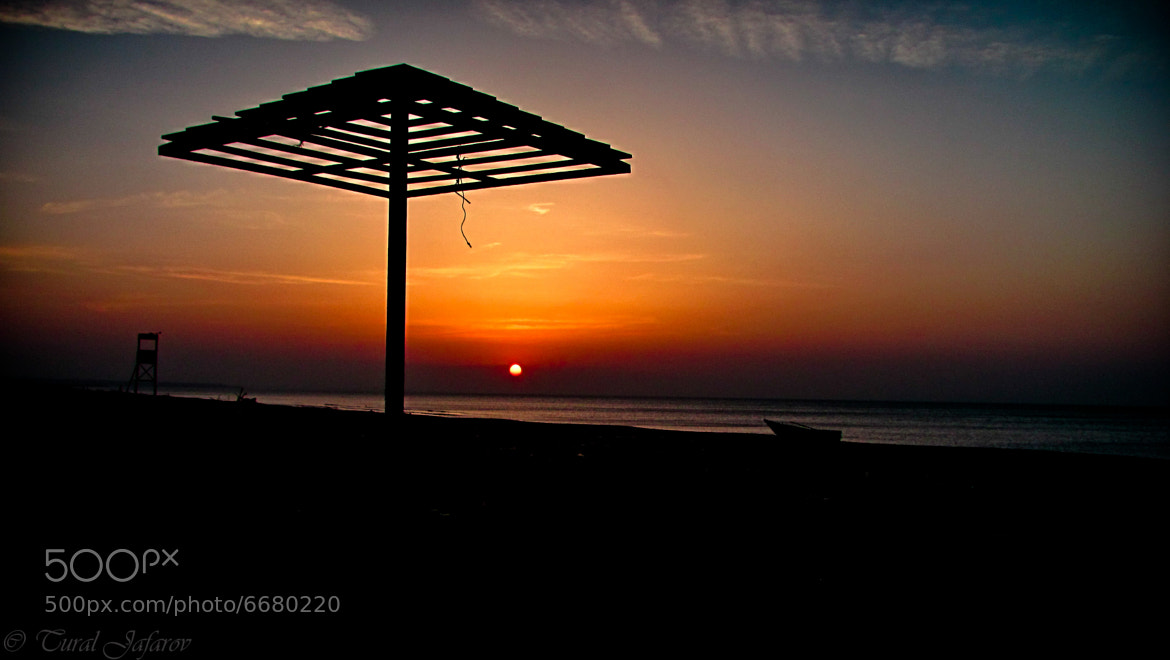 Photograph Seeing off the sun by Tural Jafarov on 500px