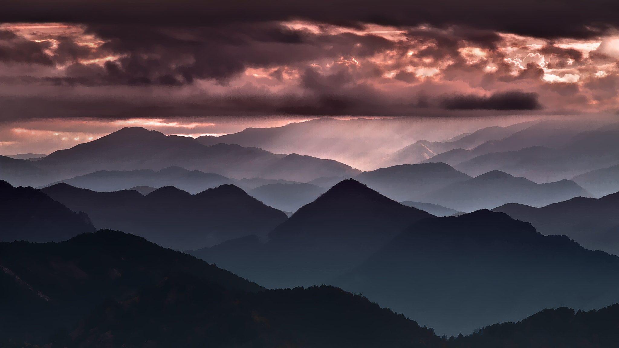 Photograph Natural Layers by Ferran Vega on 500px
