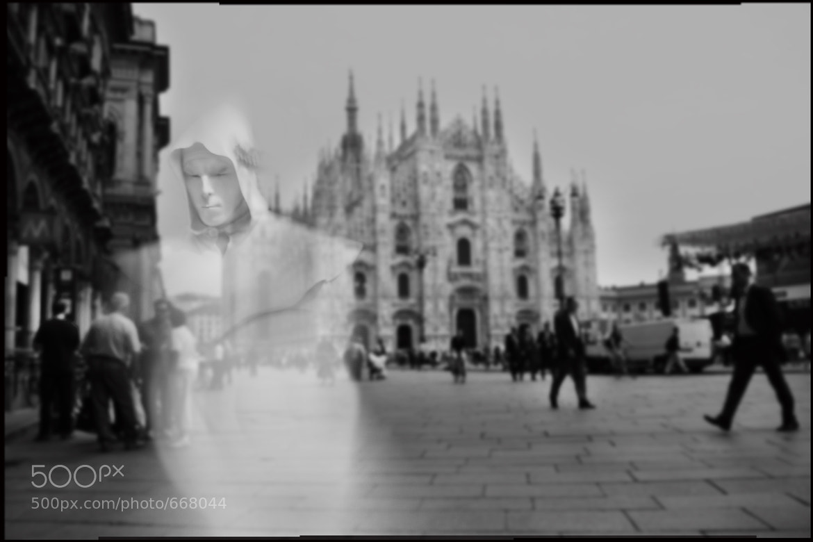 Photograph Fantasma della Santa Maria Nascente by Iwan Teunissen on 500px