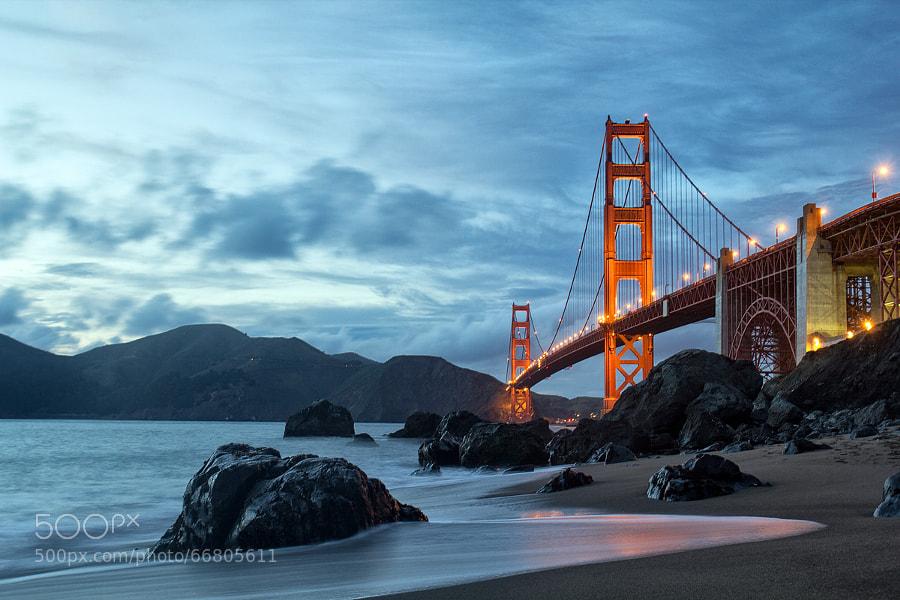 Photograph Golden Gate Bridge | San Francisco, CA, USA by Matthias Huber on 500px