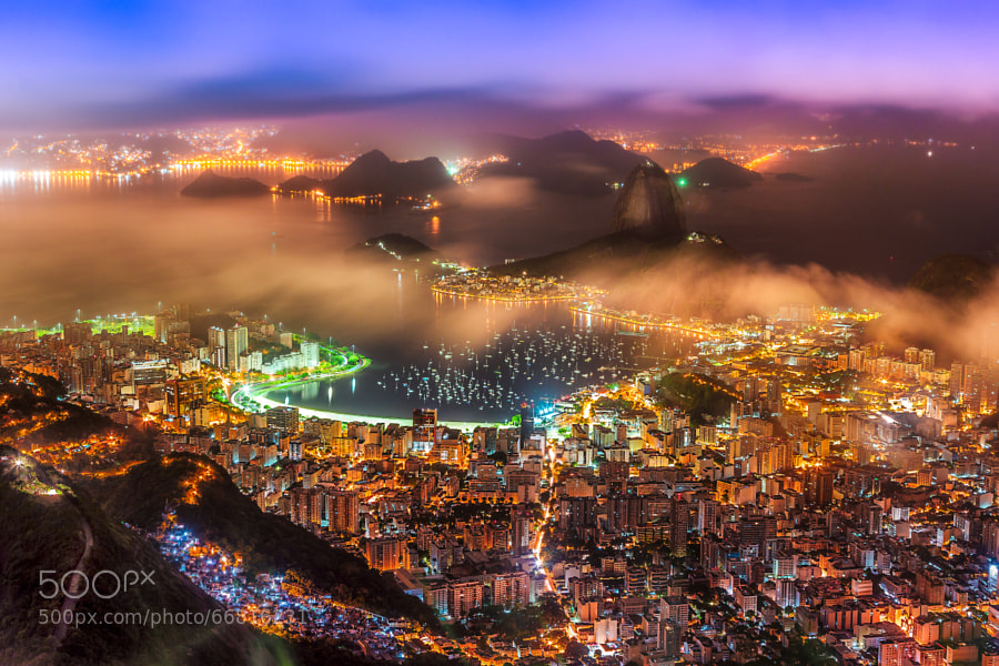 Photograph The Christ view by Wellington  Goulart on 500px