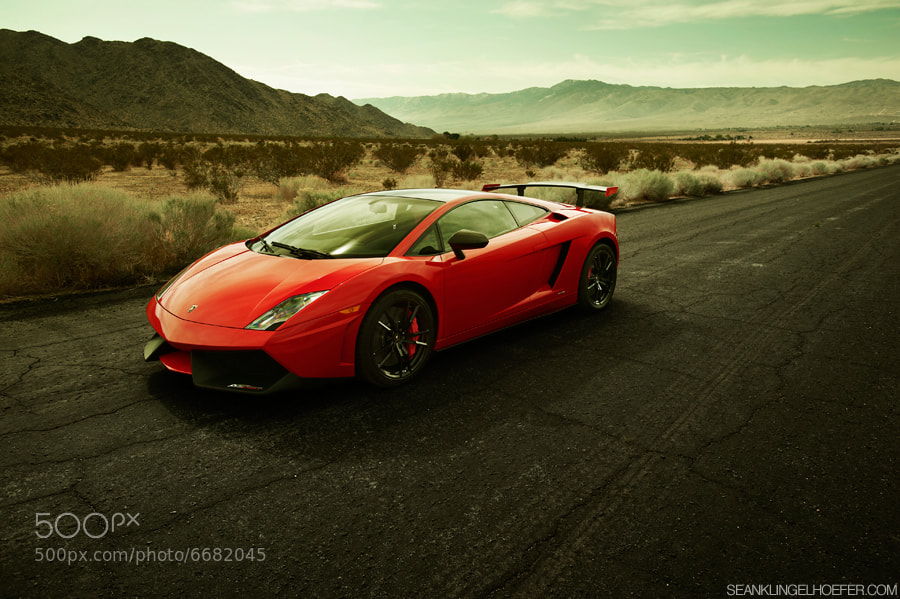 Photograph Lamborghini LP 570-4 Super Trofeo Stradale by Sean Klingelhoefer on 500px