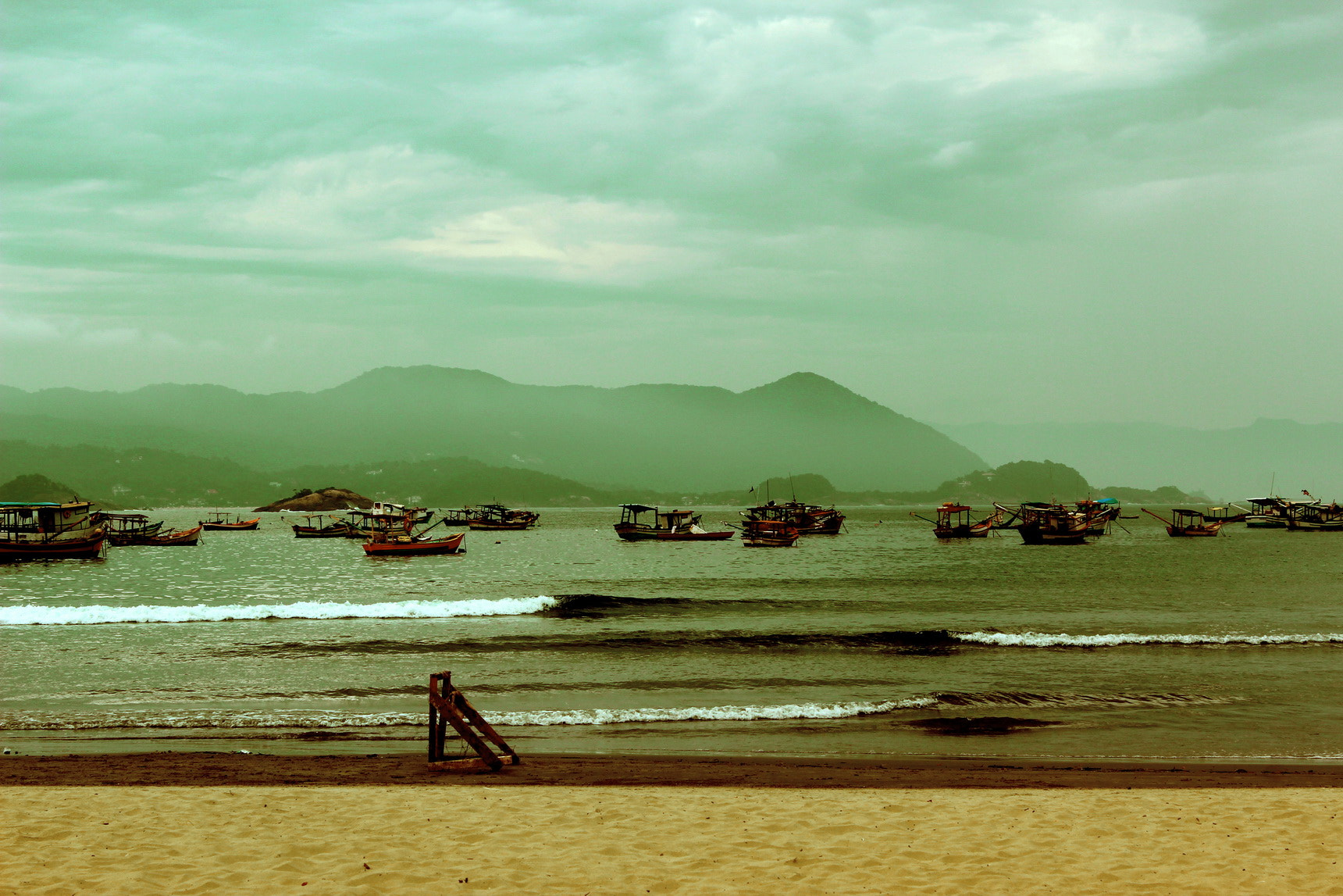 Photograph Green Sea by Kareem Daoui. on 500px