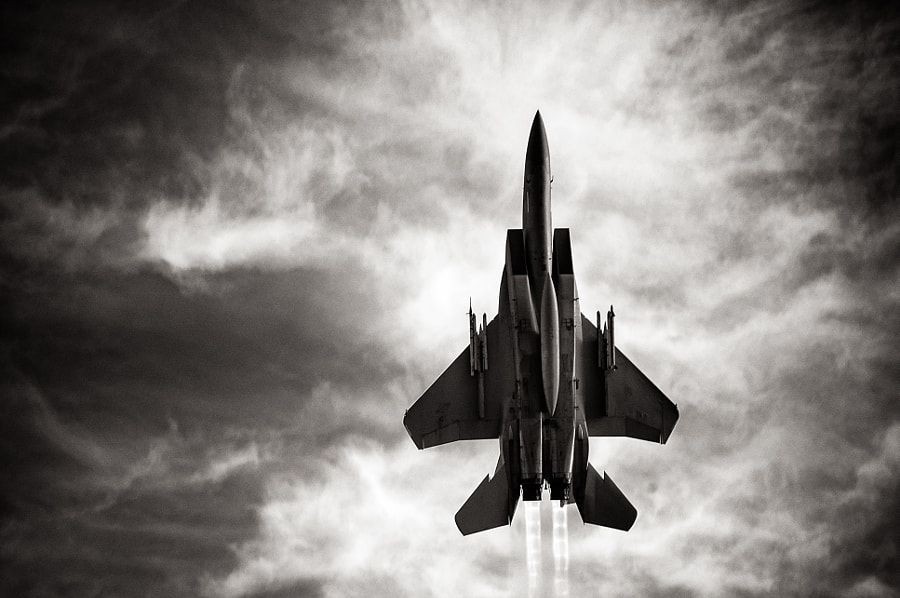 F15 Eagle by Luke Bhothipiti on 500px.com