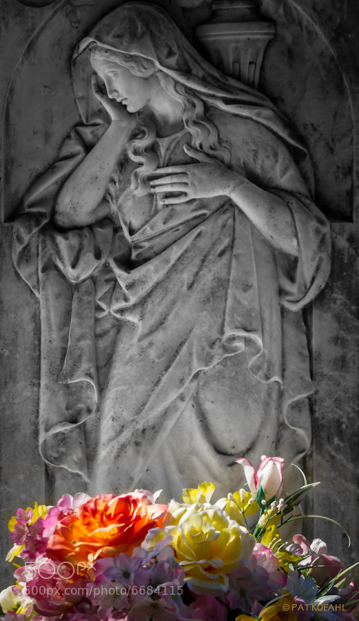 Photograph Tomb-Firenze by Pat Kofahl on 500px