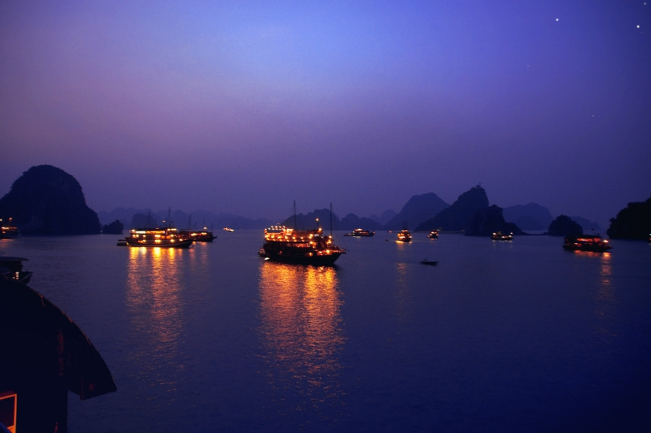 Photograph Ha Long Bay, Vietnam by Samantha T on 500px