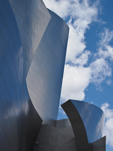 Photograph Walt Disney Concert Hall by 48 Shots!  on 500px