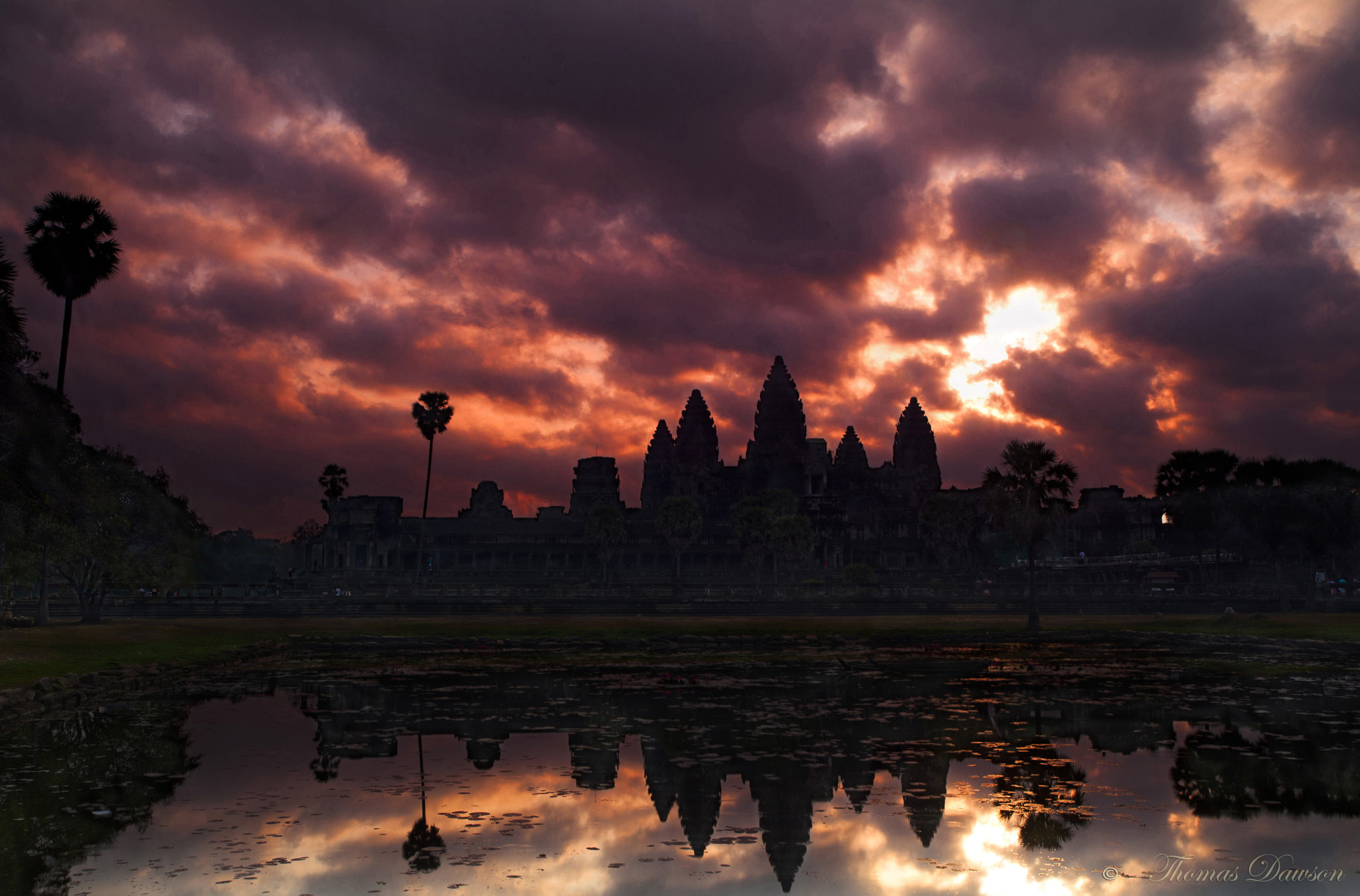 Photograph Sunrise of the Ancients by Thomas Dawson on 500px