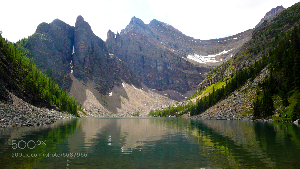 Photograph lake rockies by syl pe on 500px