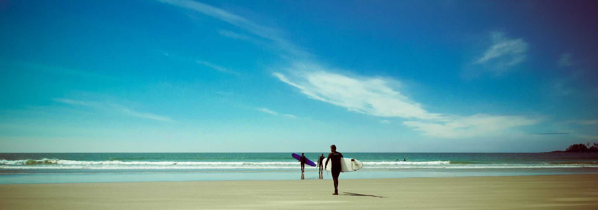 Photograph tofino beach surf by syl pe on 500px