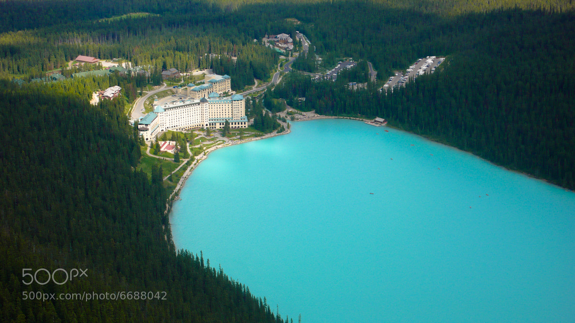 Photograph lake louise by syl pe on 500px