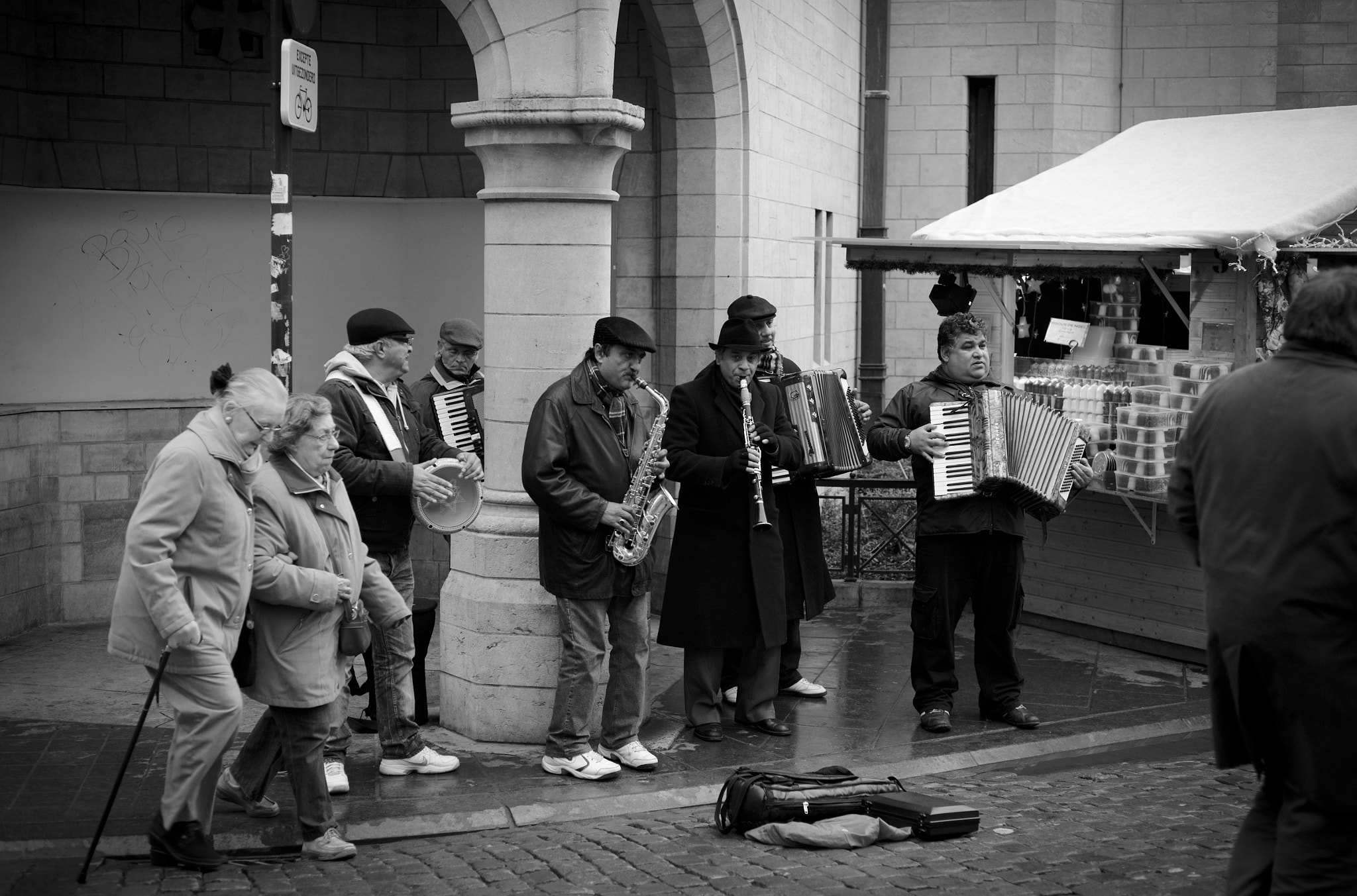 Photograph Street Band by Paulo Teixeira on 500px