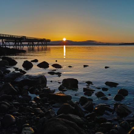 Sunrise in Sidney