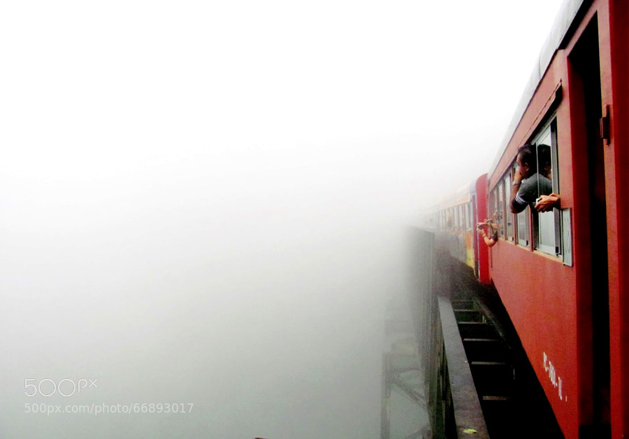 Photograph Train of infinity by Flávio Parreiras on 500px