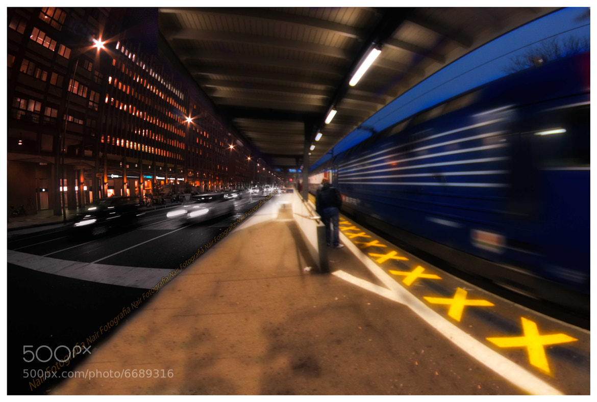 Photograph Tale of two cities by Nair Fotografia on 500px