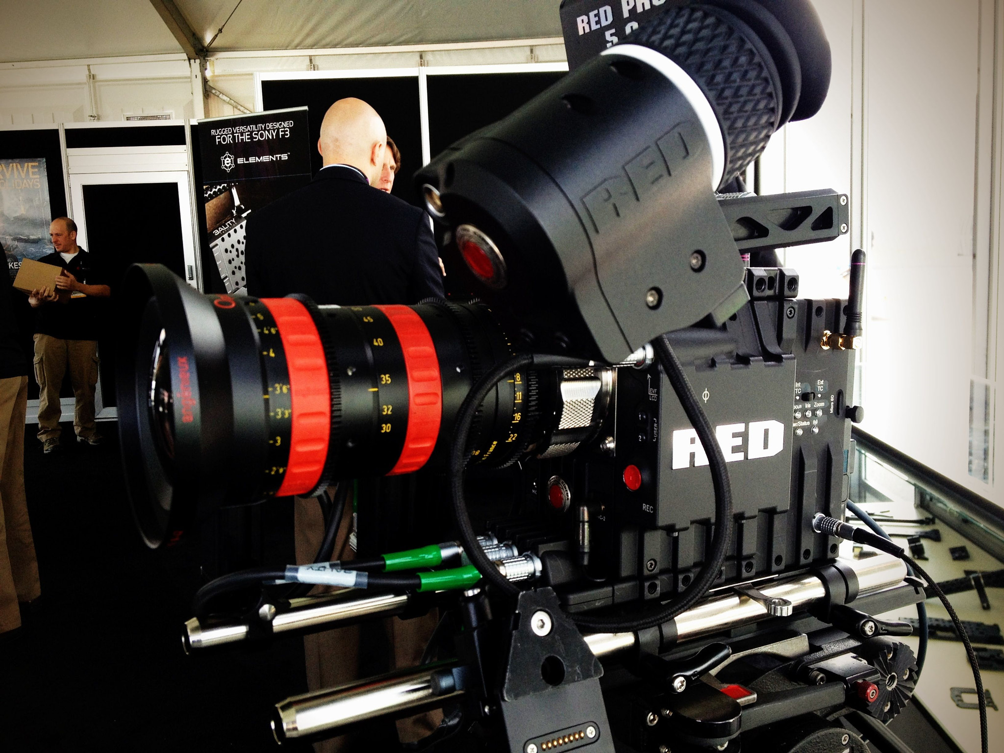 Photograph 3ALITY TECHNICA - RED EPIC by Tonaci Tran on 500px