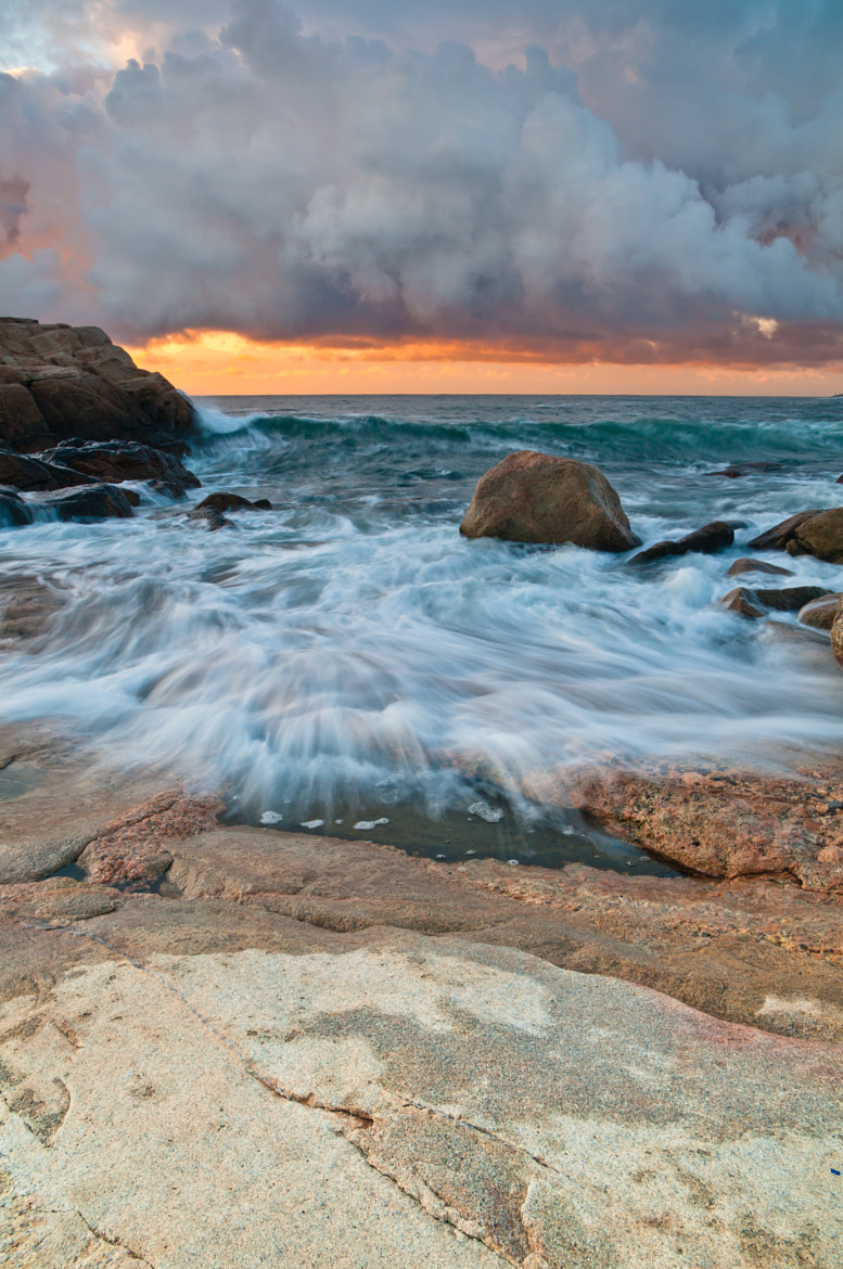Photograph Clearing Storm I by Andrew Stockwell on 500px