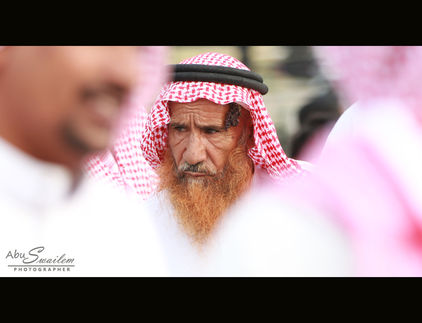 Photograph An interesting looking man by Abu  Swailem on 500px