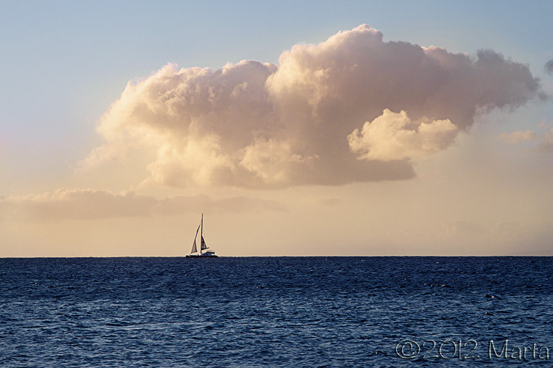 Photograph sailing 2 by Marta's Lens on 500px