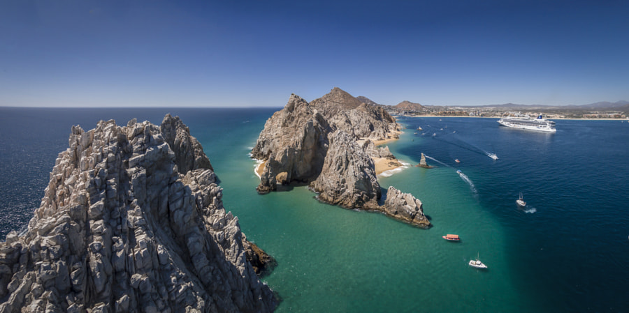 Lands End - Cabo San Lucas, Mexico by Romeo Durscher on 500px.com