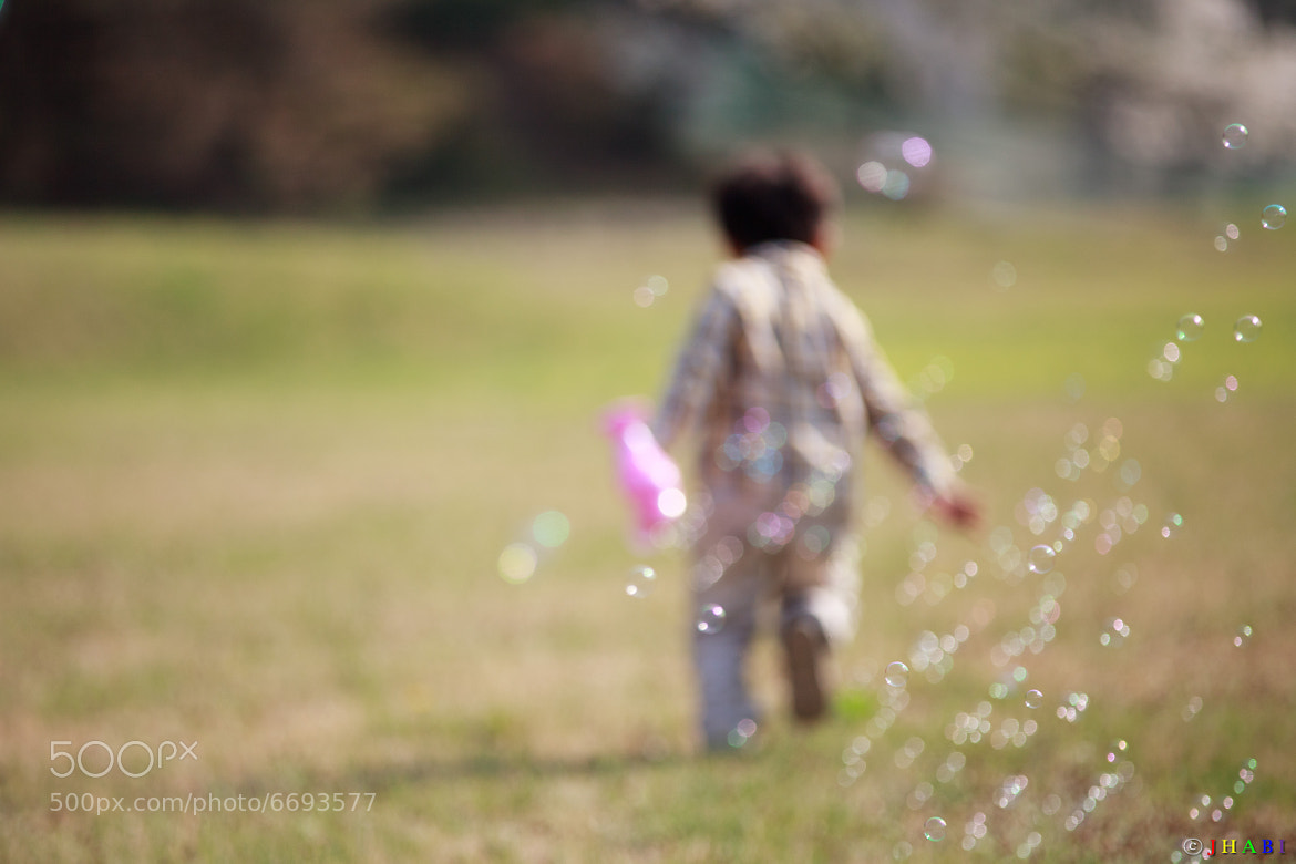 Photograph Bubble bubble by Chang-won Baek on 500px
