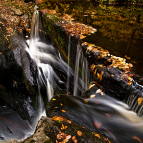 Enders Falls Reflection by Andrew Stockwell (AndrewStockwell)) on 500px.com