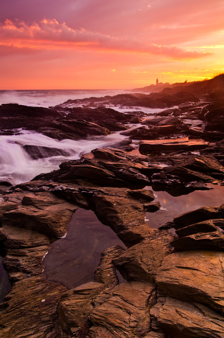 Photograph Beavertail Sunset by Andrew Stockwell on 500px