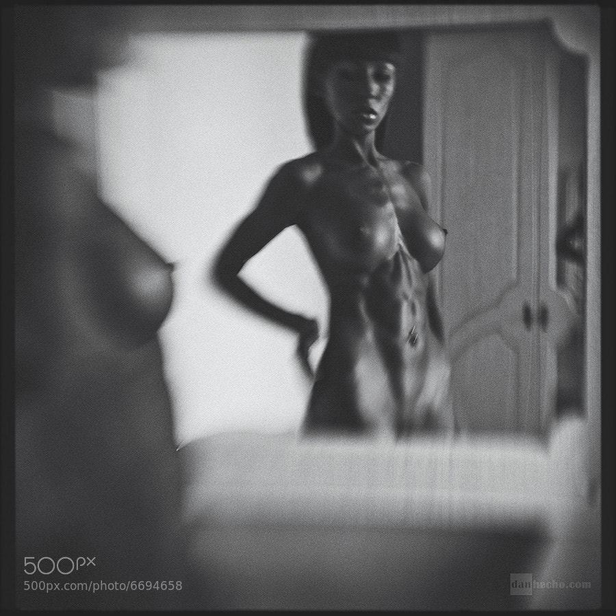 Photograph Mrs. Body by Dan Hecho on 500px