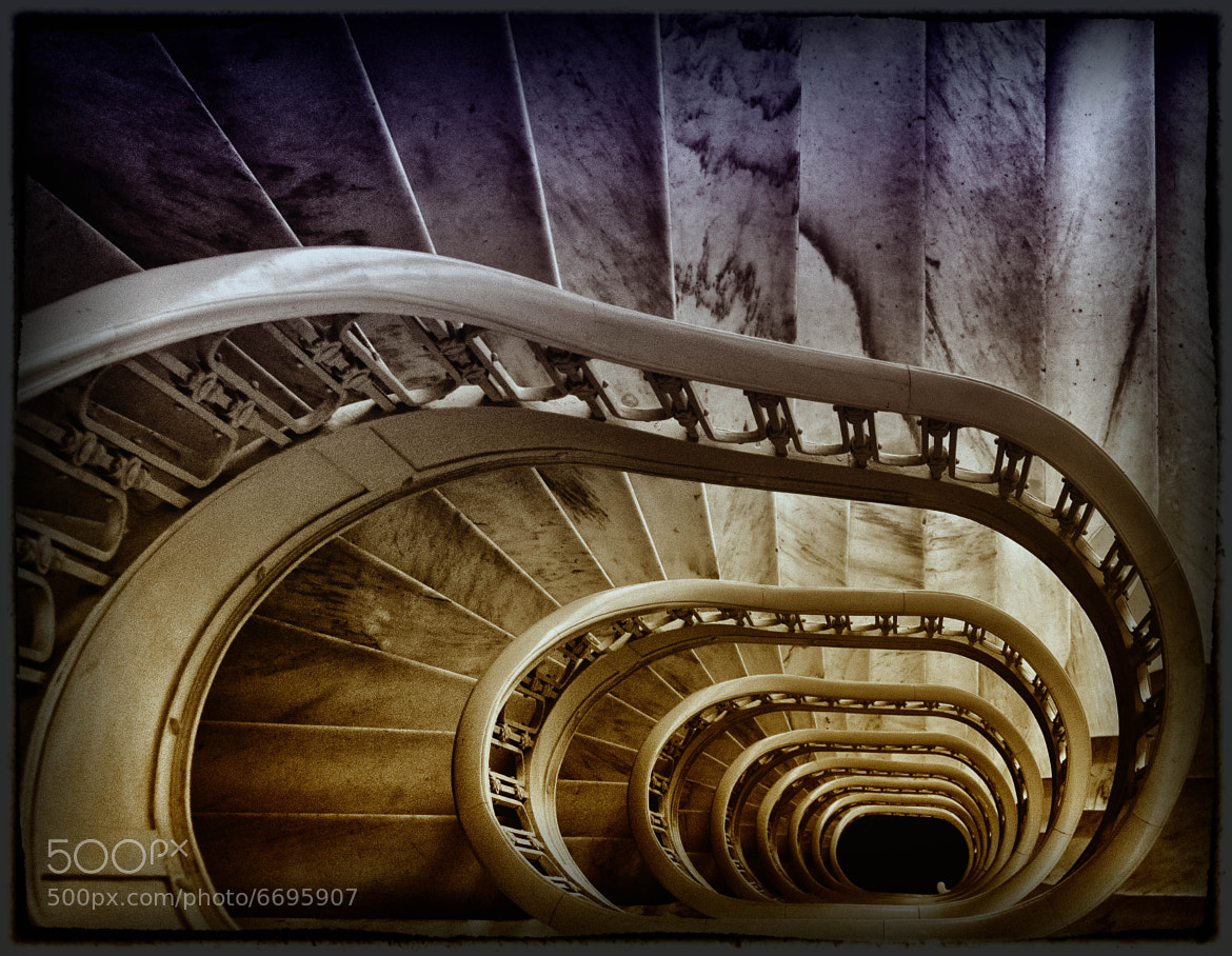 Photograph Spiral by Ronald Roberts on 500px