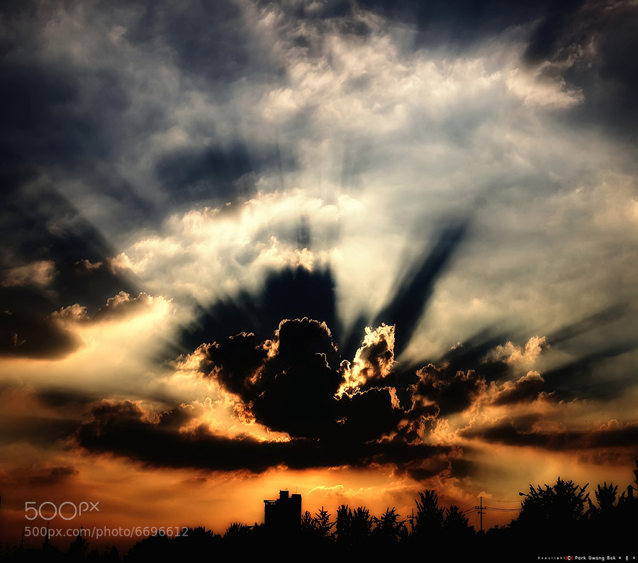 Photograph Explosions in the sky by gwang_Bok Bak on 500px