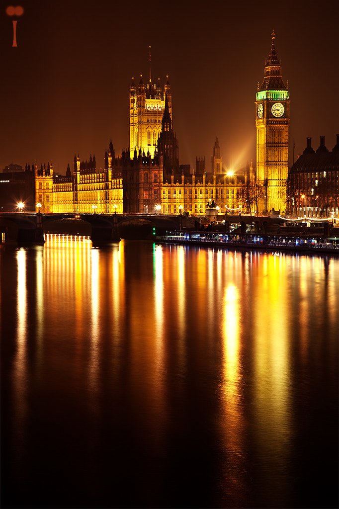 Photograph Big Ben and its Palace by Romain Matteï on 500px
