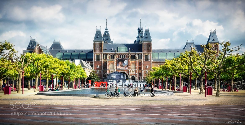 Photograph Amsterdam by Viktor Korostynski on 500px