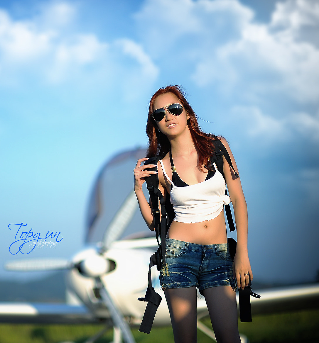 Photograph TopGun.. by LightChaser .. on 500px